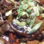 Fajita Steak Stir Fry & Chorizo Rice II