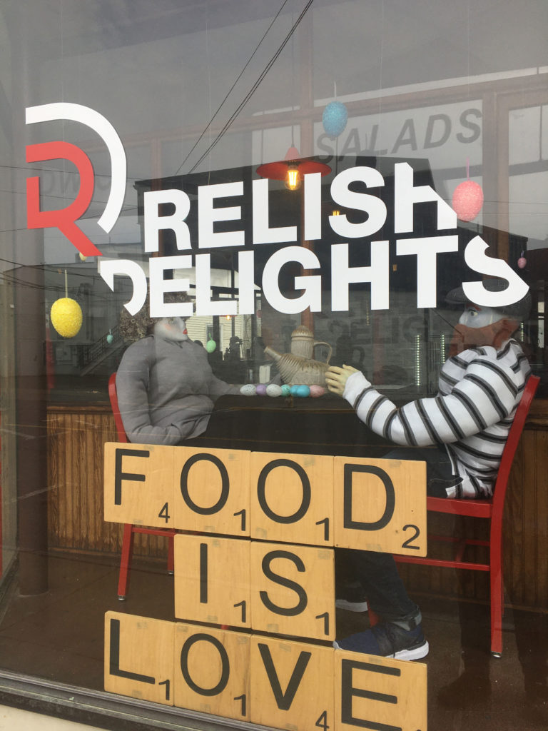 Relish Delights