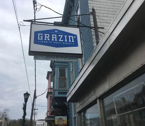Grazin' Diner