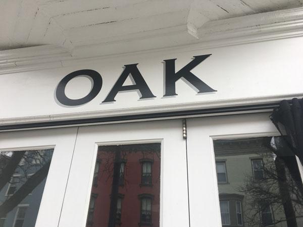 Oak Pizzeria Napoletana