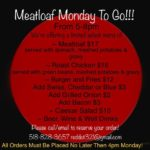 Red Dot Monday Specials