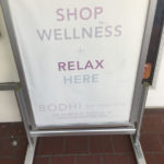 Bodhi Sidewalk Sign