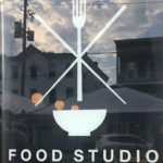 Food Studio Window