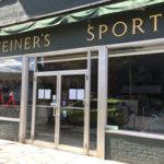 Steiner\'s Front Entrance