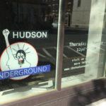 Hudson Underground Storefront