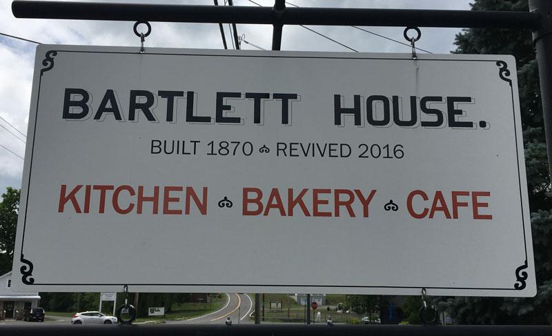 Bartlett House