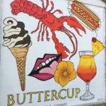 Buttercup Mural