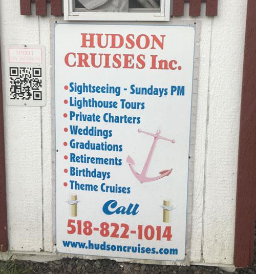Hudson Cruises - Hudson-Athens Ferry