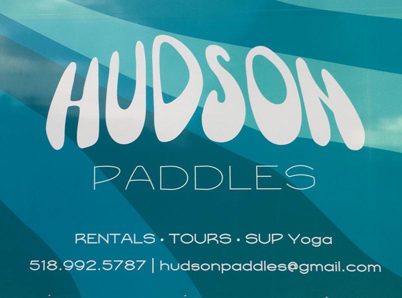 Hudson Paddles