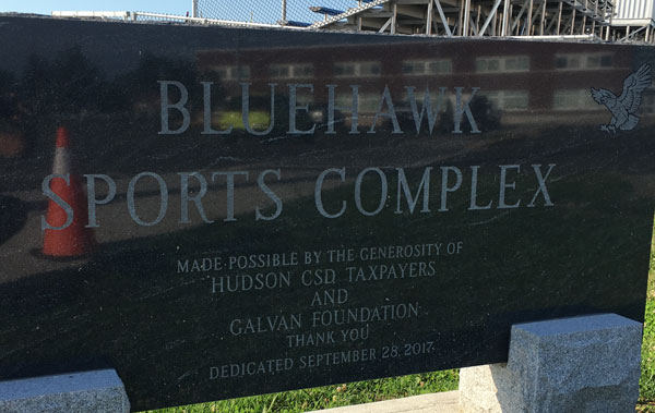 Blue Hawks Sports Complex - High School Track