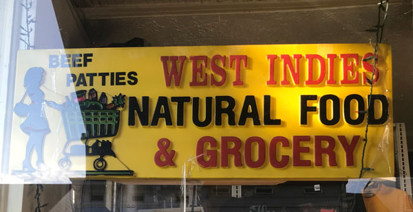 West Indies Natural Food & Grocery