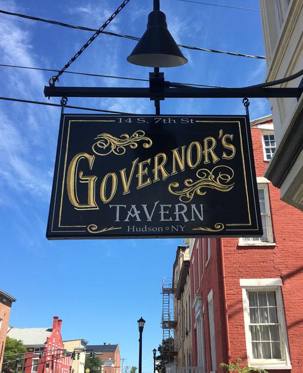 Governor's Tavern - Hudson, NY