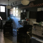 Pugsly\'s Barber Shop at Finch Clubhouse, Hudson, NY