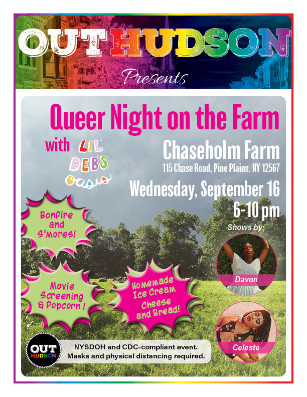 Queer Night on the Farm
