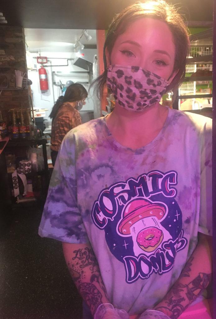 Cosmic Donuts Owner