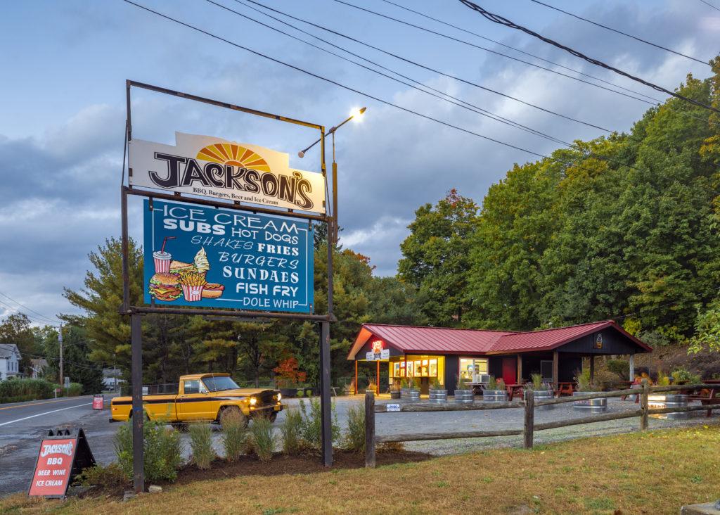 Jackson's Cue