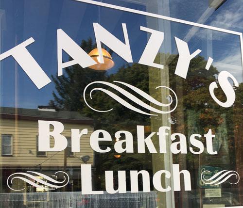 Tanzy's