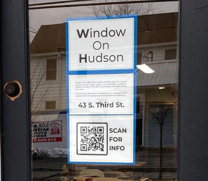 Window on Hudson