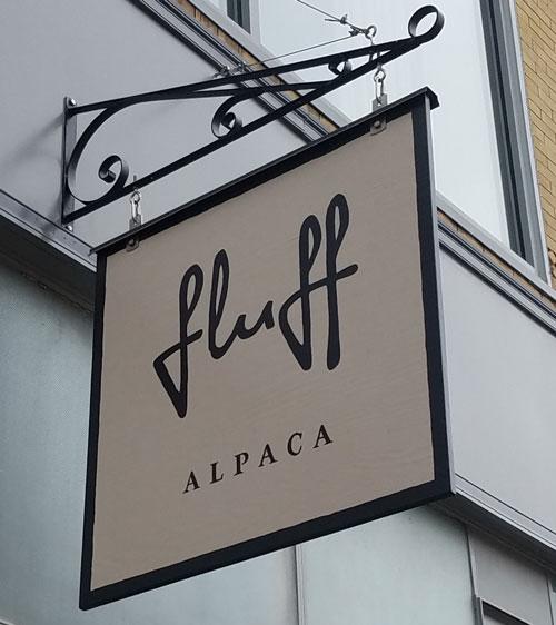 Fluff Alpaca