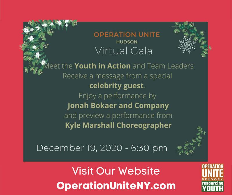 Operation Unite, Hudson