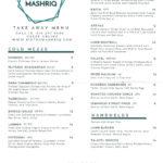 Bistro Mashriq, Hudson, NY