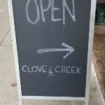 Clove and Creek, Hudson, NY