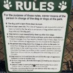 Hudson Dog Park