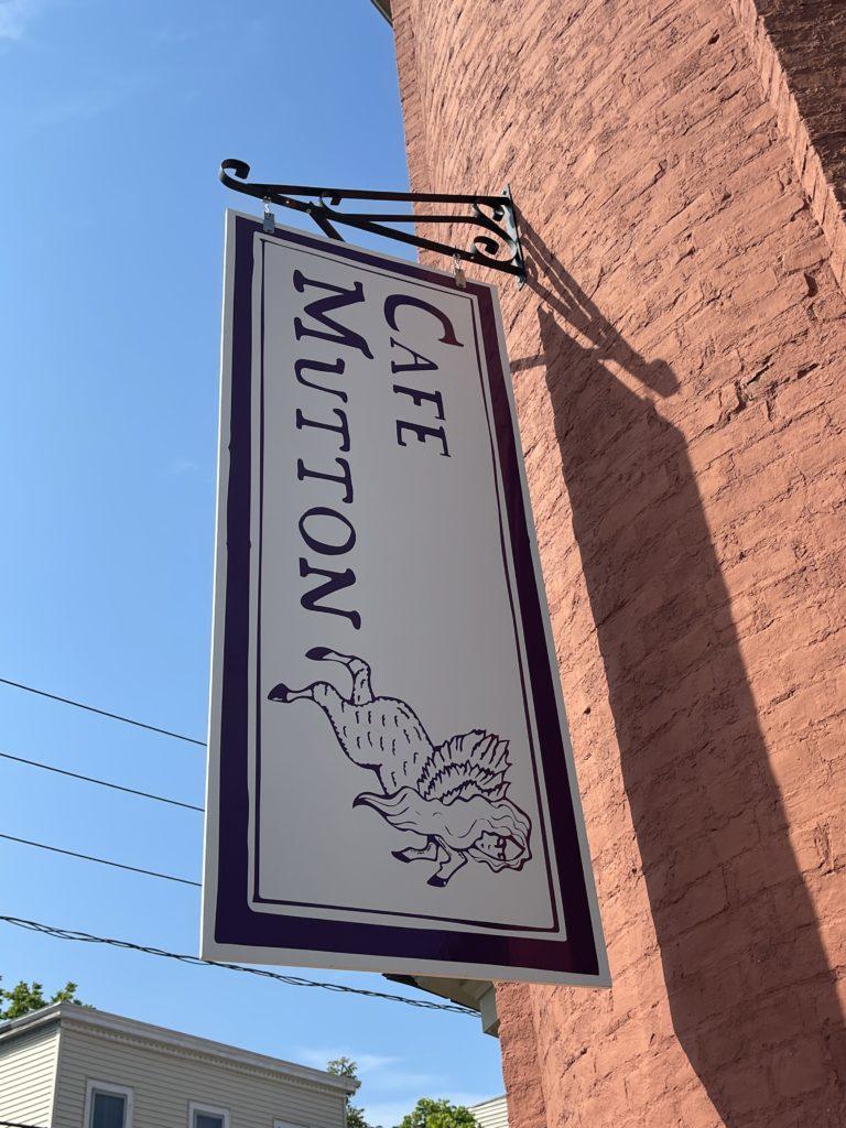 Cafe Mutton