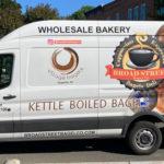 Broad Street Bagel Co, Kinderhook, NY