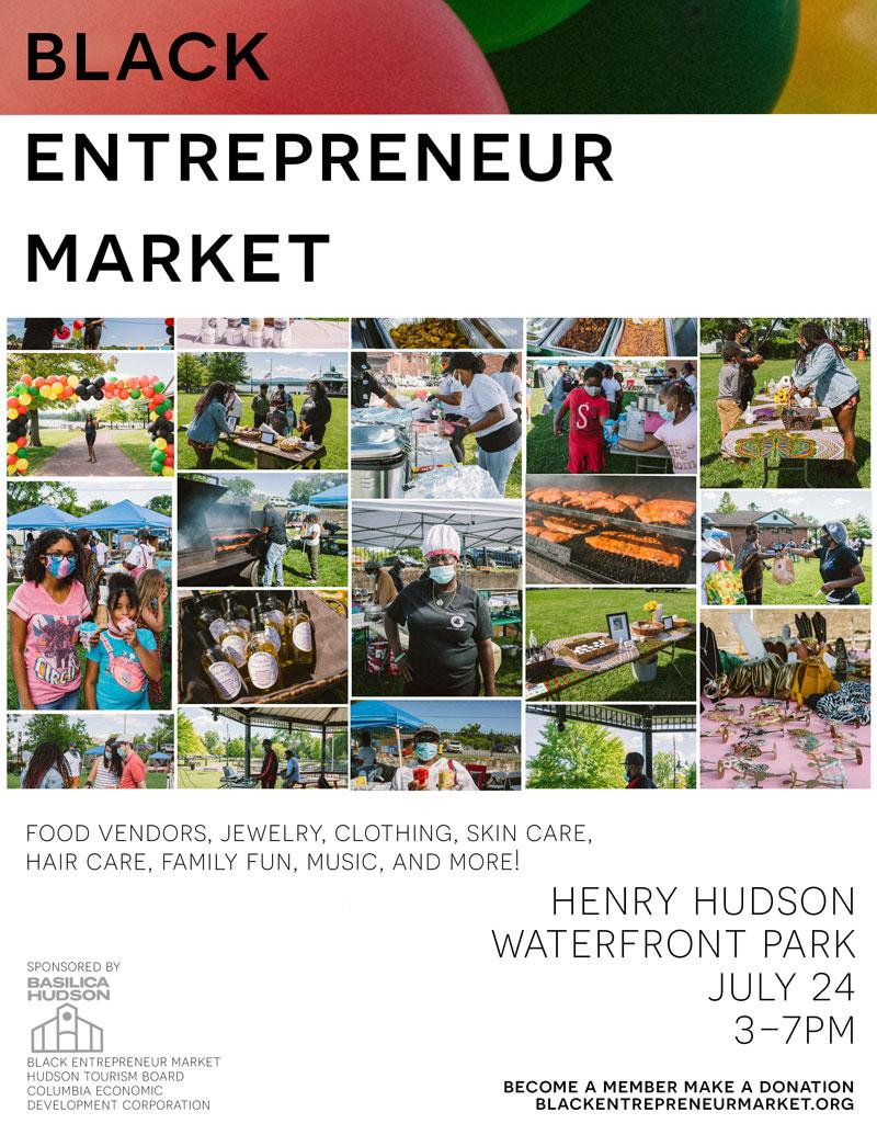Black Entrepreneur Poster