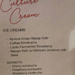 Culture Cream, Hudson, NY
