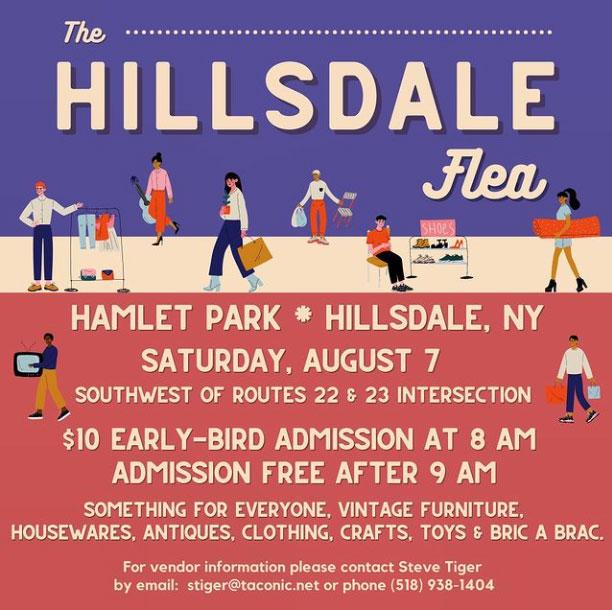 Hillsdale Flea