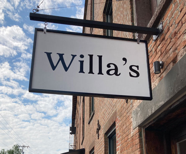 Willa's Bakery