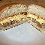 Willa's Bakery – Catskill – Egg Sandwich with kimchi
