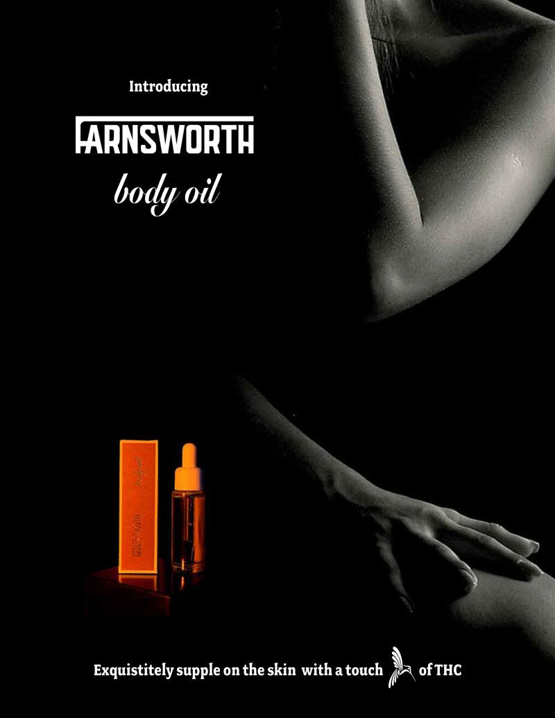 Farnsworth Body Oil