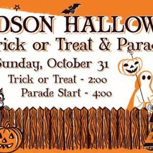 Hudson Halloween